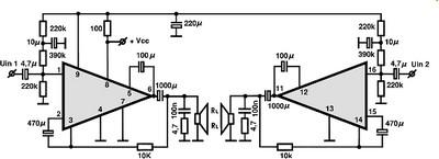 stk013 audio ic electronic circuits tv schematics audio rh english electronica pt com 1000 Watt Amplifier Circuit 1000 Watt Amplifier Circuit