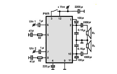 Skema Tda2050 Btl likewise Simple Pc Audio  lifier Circuit additionally Electronic schematic likewise Index KT120 in addition Audio Ics. on power amplifier schematics