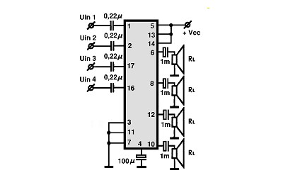 Daewoo Fuel Pump Wiring Diagram in addition Ford E Series E 250 1995 Fuse Box Diagram also Audio Ics also Audio Ics likewise Audio Ics. on auto lights schematics