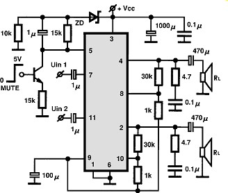 electronics diy com schematics with Audio Ics on Arduino Quadcopter Wiring Diagram furthermore Simple 12v Dc Power Supply Circuits together with Audio Ics in addition Audio Ics additionally 2n3055 Circuits.